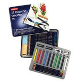 Derwent Inktense Selection Set