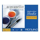 Fabriano Watercolour Paper Pads - Cold Press 300gsm