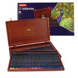 Derwent Inktense Wooden Box Sets