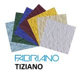 Fabriano Tiziano Drawing and Pastel Paper 50 x 65cm sheets