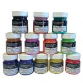 Colourcraft Professional Acrylic Inks Metallic Set of 12