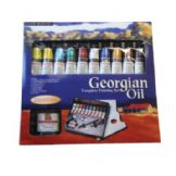 Daler-Rowney Georgian Oil Complete Painting Set