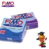 FIMO Soft Modelling Material Basic Colours