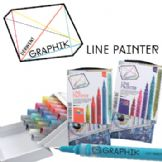 Derwent Graphik Line Painter Sets