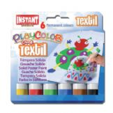 Playcolor Textile Paint Sticks