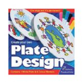 Create Your Own Plate Design