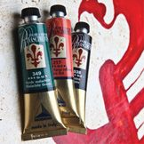 Maimeri Renaissance Coarsely Ground Oil Colours - Series 1