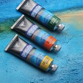 Maimeri 'Mediterraneo' Coarsely Ground Oil Colours