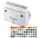 Touch Brush 60 Marker Set B